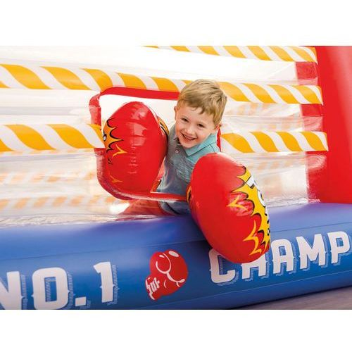 OKAZJA - Nadmuchiwany ring - Trampolina Plac Zabaw Intex 48250