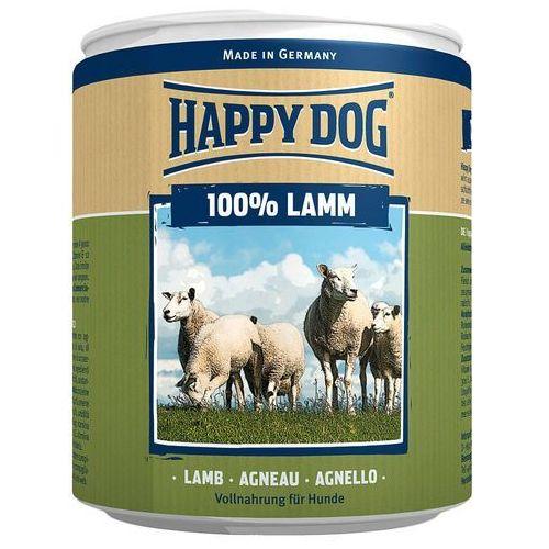 pure, 6 x 800 g - jagnięcina marki Happy dog