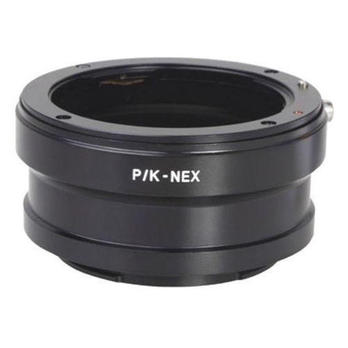 Phottix Adapter Ring Pentax PK obiektyw na NEX z kategorii Tuleje i pierścienie redukcyjne
