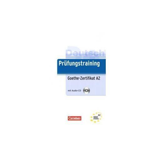 Goethe-Zertifikat A2, Übungsbuch mit Lösungen und Audio-Dateien als Download. Tanie oferty ze sklepów i opinie.