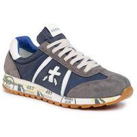 Sneakersy PREMIATA - Lucy 4573 Blue