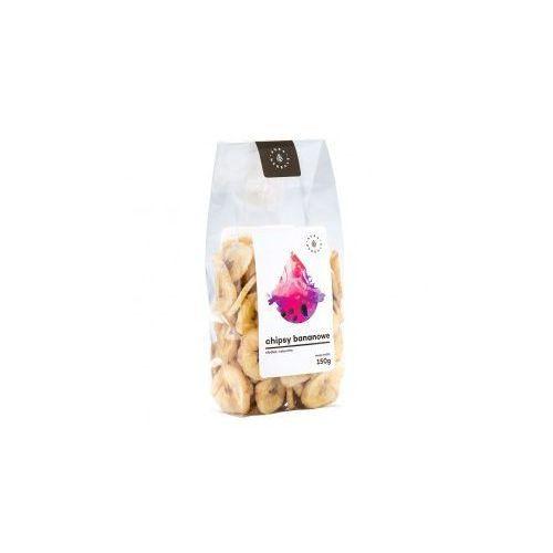 Chipsy bananowe (150 g) Aura Herbals, Aura Herbals