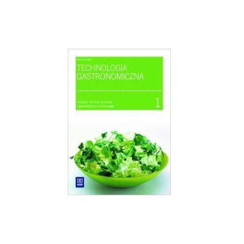 Technologia gastronomiczna część 1, oprawa miękka