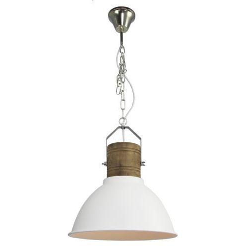 DUNCAN LAMPA WISZĄCA H5144-40 BIAŁA AZZARDO, kolor biały