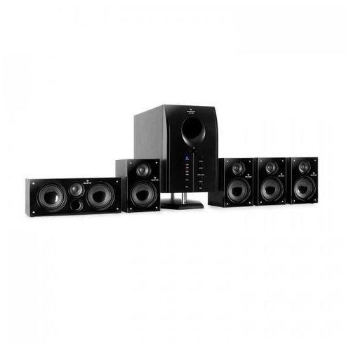 Areal 525 BK 5.1 surroundZestaw aktywnych głośników kina domowego 125W RMS
