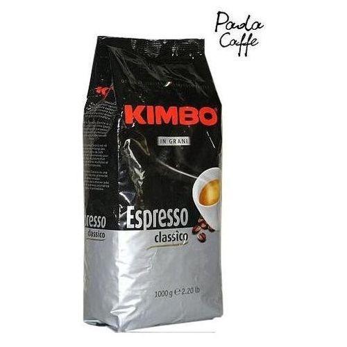 Kimbo - Espresso Classico 1kg  ziarnista z kategorii Kawa