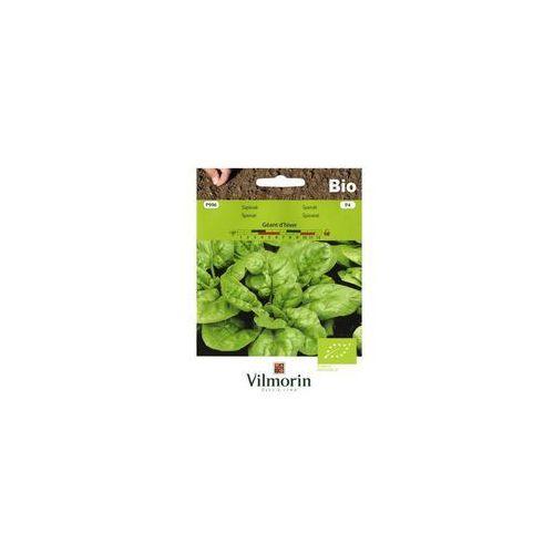 Vilmorin Szpinak geant d'hiver bio nasiona ekologiczne 10 g (5907617321342)