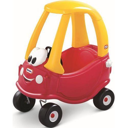 Little tikes Samochód 612060 cozy coupe 30 czerwono-żółty + zamów z dostawą jutro! + darmowy transport!
