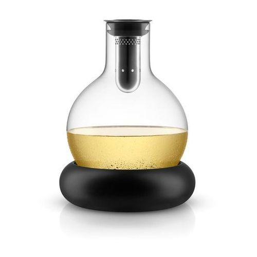 Eva solo Dekanter, karafka do wina z podstawką schładzającą, 0,75 ml - (5706631061872)