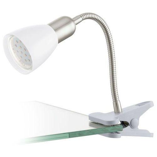 Eglo 92932 - LED lampa z klipem DAKAR 3 1xE14-LED/4W/230V