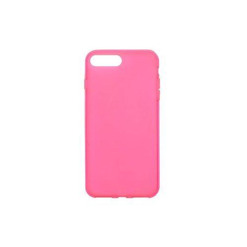 Apple iPhone 7 Plus - etui na telefon FLEXmat Case - różowy