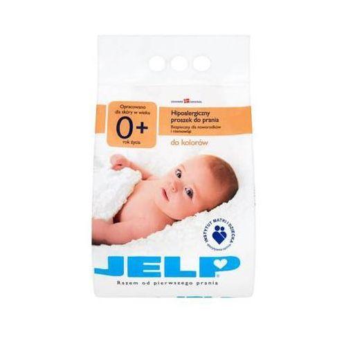 Jelp 2,24kg hipoalergiczny proszek do prania kolorowych tkanin 0m+ (28prań) marki Danlind