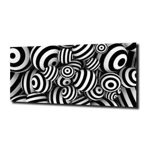 obraz na szkle, panel szklany Abstrakcja 3D 120X60