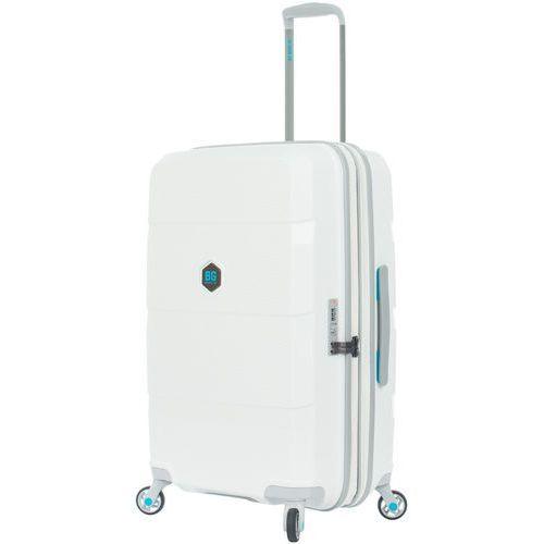 BG Berlin ZIP2 walizka średnia poszerzana 69,5 cm / Lounge White - Lounge White