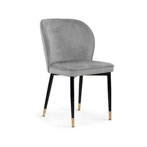 """Krzesło """"TWINS"""" ciemno szare"""