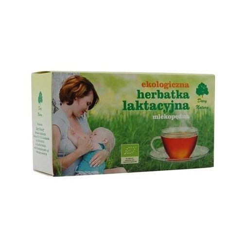 Herbatka laktacyjna bio 20 x 2,5 g dary natury marki Apotheke