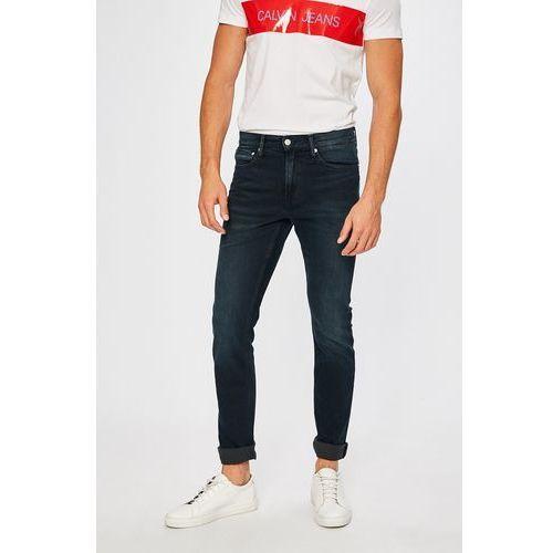 - jeansy west marki Calvin klein jeans