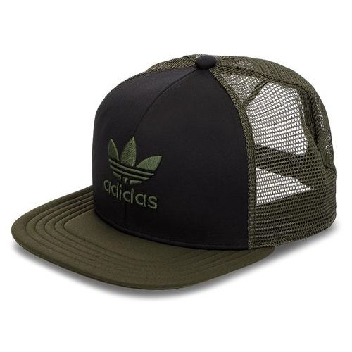 Czapka z daszkiem - tref herit tru d98934 ngtcar/black marki Adidas