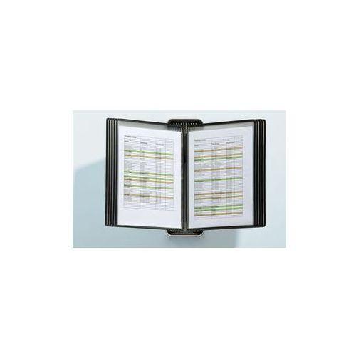 System przezroczystych paneli informacyjnych veo do formatu din a4,system ścienny marki Tarifold