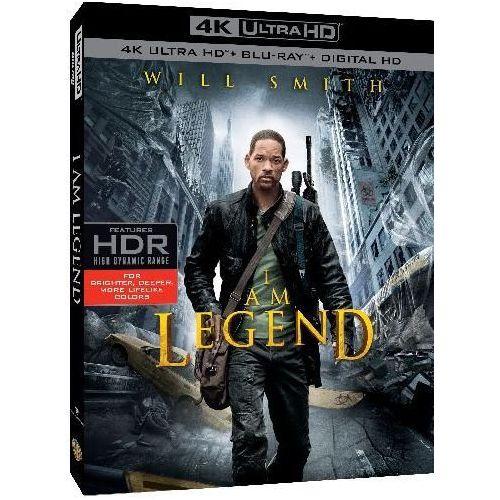 Jestem legendą (4K Ultra HD) (Blu-ray) - Francis Lawrence DARMOWA DOSTAWA KIOSK RUCHU (7321999344528)
