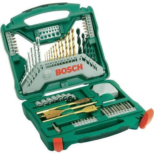 Zestaw wierteł i bitów Bosch X-Line, 70 szt. (3165140379526)