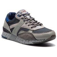Sneakersy - rabari 17831007 medium grey n807 marki Napapijri