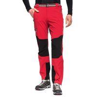 Milo Spodnie turystyczne brenta - red