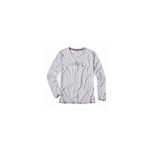 Koszulka do piżamy 4115 2300 długi rękaw szara marki Mustang