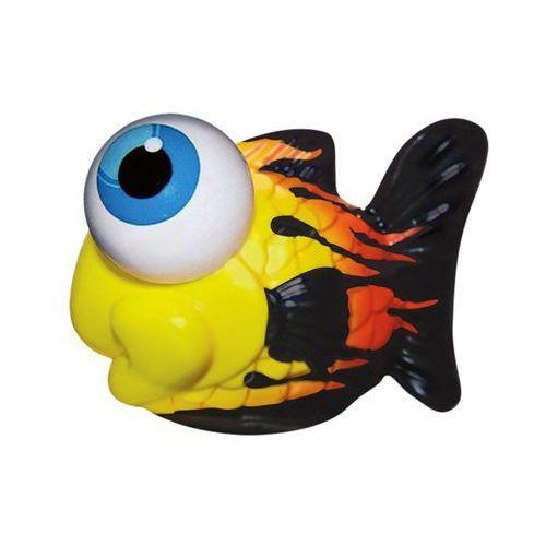 Stymulator i rub my fishie travel size żółty marki Big teaze boys