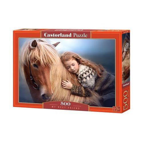 Castor Puzzle 500 el.: my best friend - . darmowa dostawa do kiosku ruchu od 24,99zł