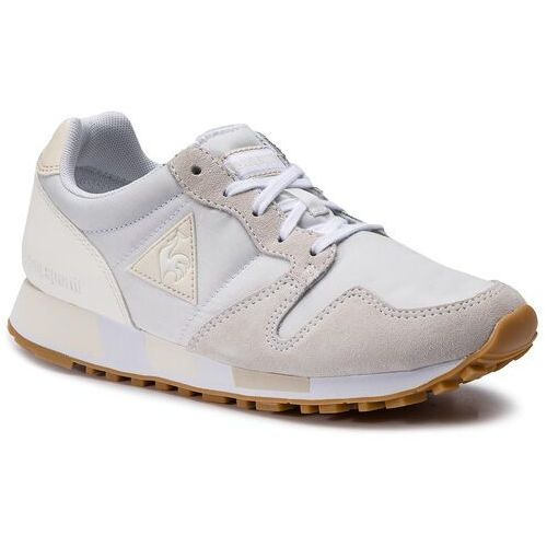 Sneakersy LE COQ SPORTIF - Omega 1910564 Optical White/Turtle Dove, kolor szary
