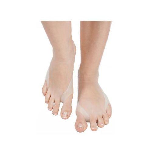 Żelowe opaski na stopę korekcja haluksów marki Omniskus