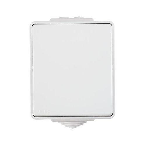 Efapel Włącznik krzyżowy szary ip65 waterproof