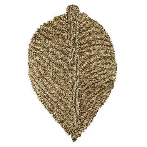 Madam Stoltz - Dekoracja z trawy morskiej Leaf