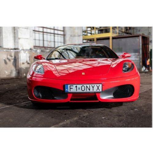 Jazda Ferrari F430 vs. Nissan GTR - Bednary (k. Poznania) \ 2 okrążenia