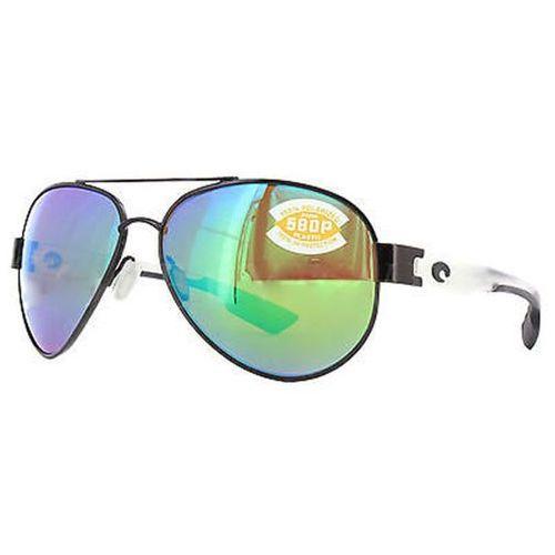 Okulary Słoneczne Costa Del Mar South Point Polarized SO 74 OGMGLP, kolor żółty