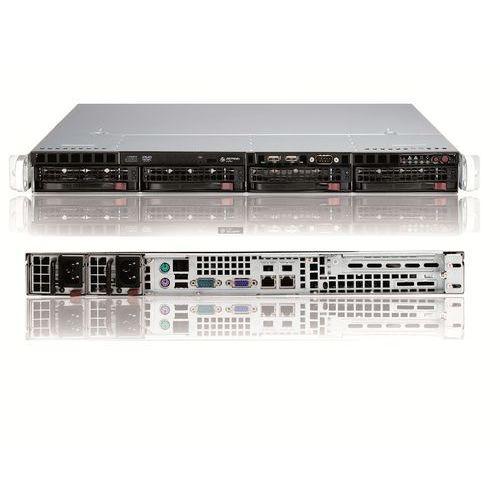 Actina solar Serwer 110 a7 / amd epyc 8-core -> 32-core/ ddr4 ecc reg 2666mhz / w standardzie pełne zdalne zarządzanie