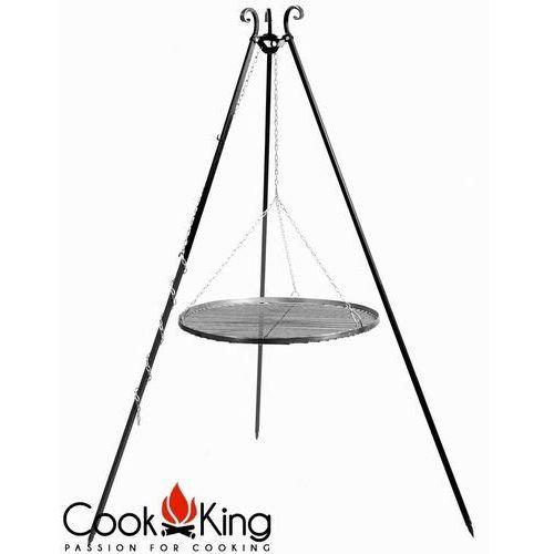 Cook king Grill ogrodowy stal czarna 70cm