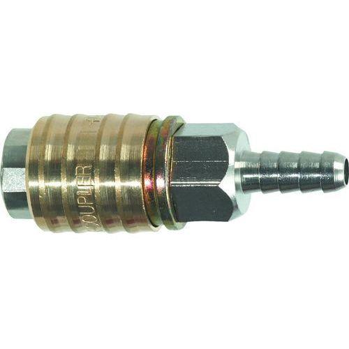 Neo Szybkozłączka do kompresora 12-620 z wyjściem na wąż 7 mm