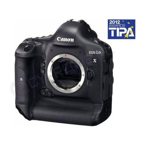 Canon EOS 1DX, matryca 18Mpx
