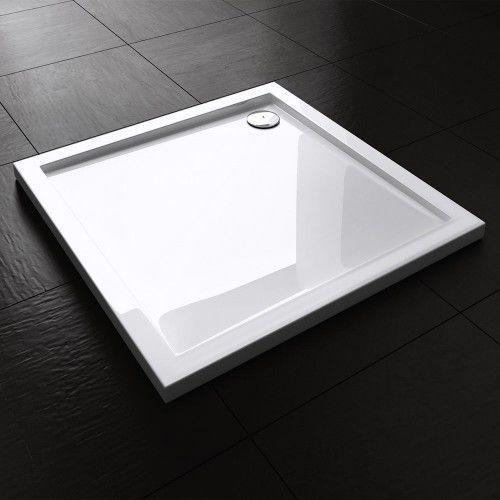 San - kwadratowy brodzik niski slim al01 marki Swissliniger