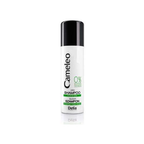Delia cosmetics cameleo suchy szampon do włosów 200ml - delia od 24,99zł darmowa dostawa kiosk ruchu
