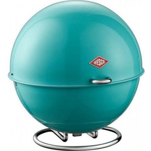 Wesco Superball chlebak/pojemnik turkusowy 26 cm, 22310154
