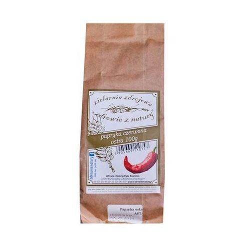 Zdrowie z natury Papryka czerwona ostra 100g