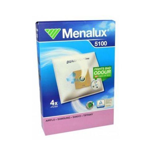 Worek do odkurzacza MENALUX 5100 (4 sztuki)