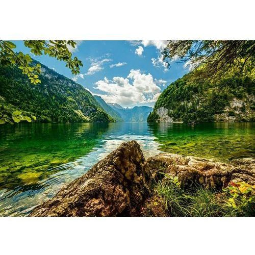 Puzzle1000 Lake Koenigsee in Germany CASTOR, AM_5904438151417