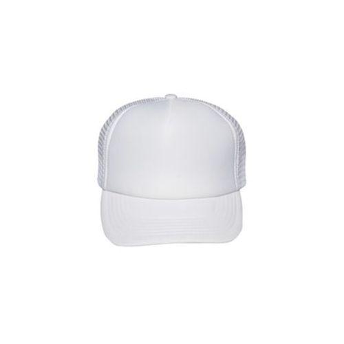 Czapka (bez nadruku, gładka) - biała