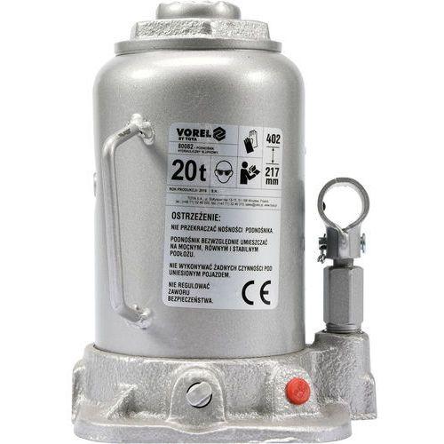Podnośnik hydrauliczny VOREL 80082 + DARMOWY TRANSPORT! (5906083800825)