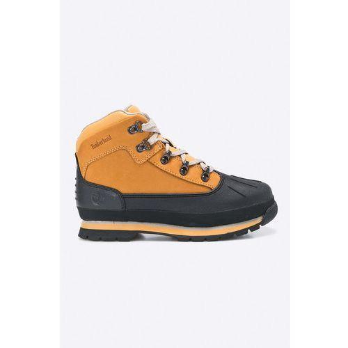 - buty dziecięce euro hiker shell toe marki Timberland