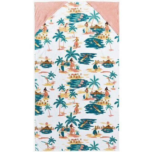 Ręcznik - saturday sun bright white honolulu s (wbb9) rozmiar: os marki Roxy